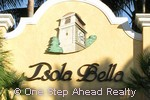 Isola Bella community sign